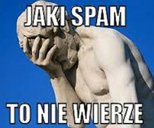 spam mem Konrad Mroczek Dajmio blog digital marketing 360