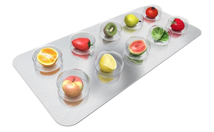 Warzywa i owoce to najlepsze suplementy dla zdrowia